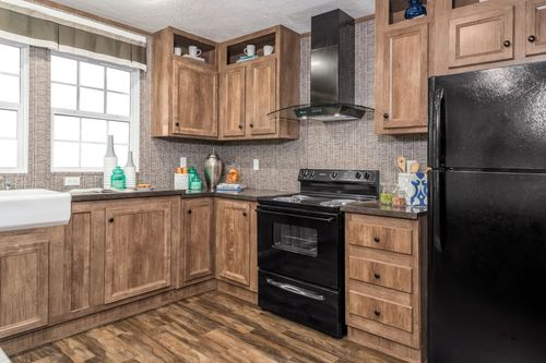 Kitchen-in-THE SOCIAL 76-at-Clayton Homes-Morgantown-in-Morgantown
