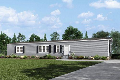 The EDGE 16763A at Clayton Homes-Fairfield