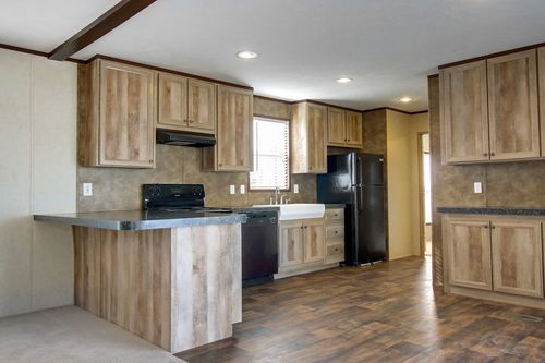 Kitchen-in-THE ANNIVERSARY 18-at-Clayton Homes-Tyler-in-Tyler