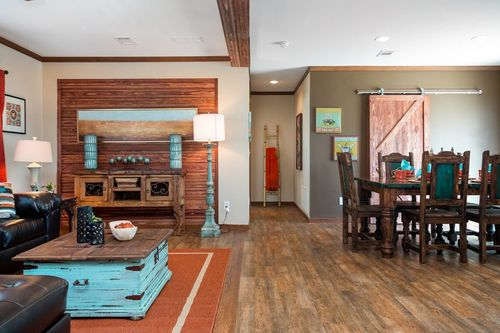 Greatroom-and-Dining-in-THE CABIN-at-Clayton Homes- Corsicana-in-Corsicana
