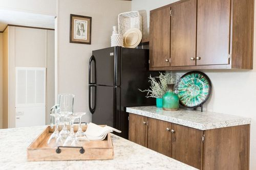 Kitchen-in-PRIDE-at-Oakwood Homes-Sumter-in-Sumter