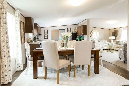 Dining-in-PRIDE-at-Clayton Homes-Northport-in-Northport
