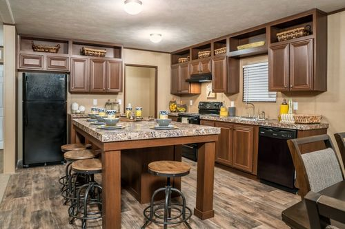 Kitchen-in-THE CHOICE-at-Clayton Homes-Desoto-in-Desoto