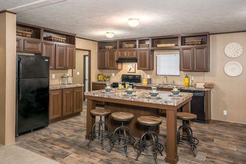 Kitchen-in-THE CHOICE-at-Clayton Homes-Cedar Creek-in-Cedar Creek