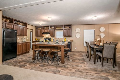 Kitchen-in-THE CHOICE-at-Oakwood Homes-Albuquerque-in-Albuquerque