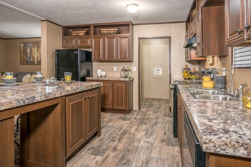 Kitchen-in-THE CHOICE-at-Oakwood Homes-Las Vegas-in-Las Vegas