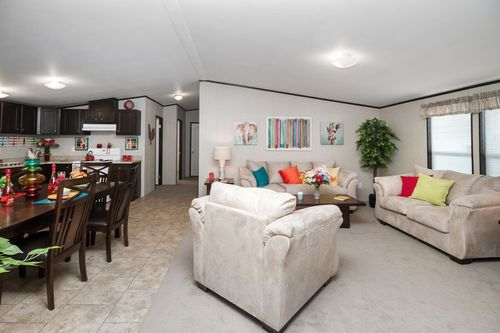 Greatroom-and-Dining-in-ARCADIA-at-Clayton Homes-Fort Mohave-in-Fort Mohave