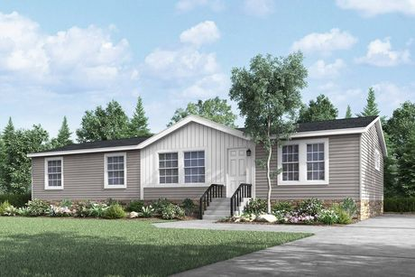 The Graff Plan At Clayton Homes Lowell By Clayton Homes