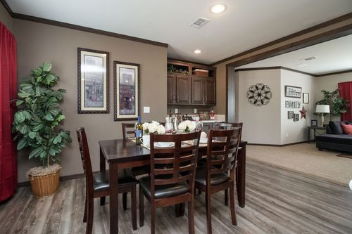 Dining-in-THE NASHVILLE-at-Clayton Homes-Fort Smith-in-Fort Smith