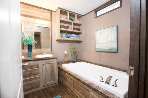 Bathroom-in-THE ANNIVERSARY-at-Clayton Homes-Corinth-in-Corinth