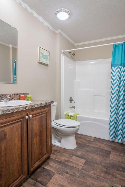 Bathroom-in-VIRGINIAN M610-at-Crossland Homes-Greenville-in-Greenville