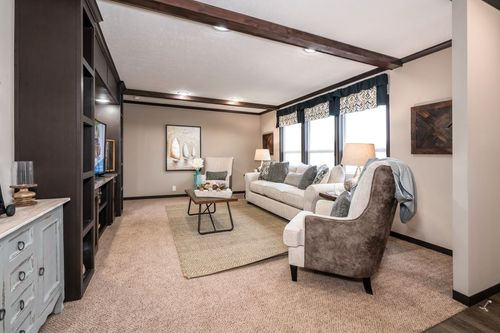 Greatroom-in-THE VIEW (2.0 SPECS)-at-Clayton Homes-Snowflake-in-Snowflake