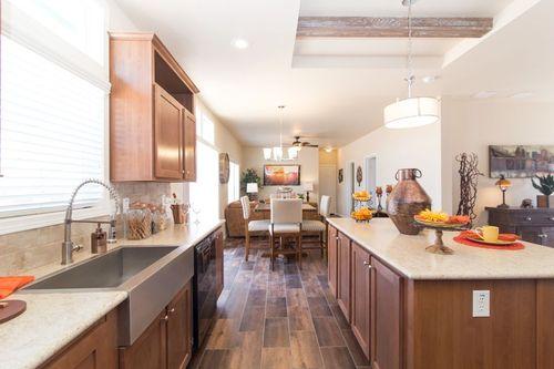 Kitchen-in-THE ANNIVERSARY 3.0-at-Clayton Homes-Cheyenne-in-Cheyenne