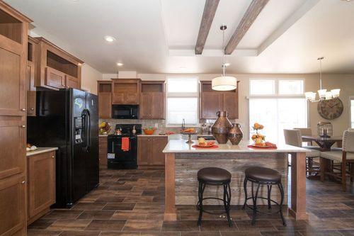 Kitchen-in-THE ANNIVERSARY 3.0-at-Clayton Homes-Durango-in-Durango