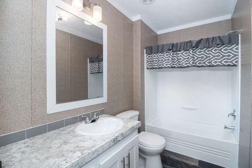 Bathroom-in-THE BRADLEY-at-Clayton Homes-Rosenberg-in-Rosenberg