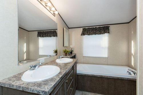 Bathroom-in-BLAZER EXTREME 76 A-at-Clayton Homes-Lynchburg-in-Lynchburg