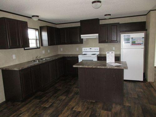 Kitchen-in-Special Value - Sectional-at-Clayton Factory Direct-Garrett-in-Garrett