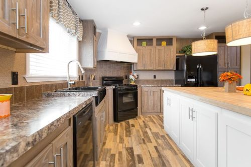 Kitchen-in-THE DRAKE-at-Clayton Homes-Fort Smith-in-Fort Smith