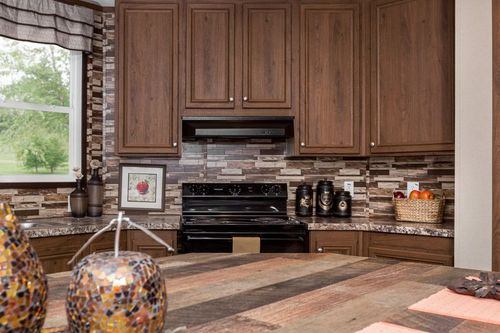 Kitchen-in-THE BAYSIDE-at-Clayton Homes-Jackson-in-Jackson