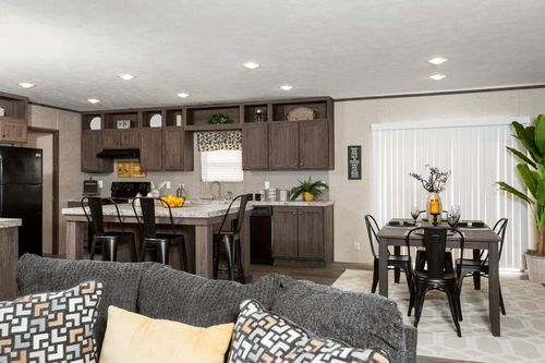Kitchen-in-THE KING-at-Oakwood Homes-Albuquerque-in-Albuquerque