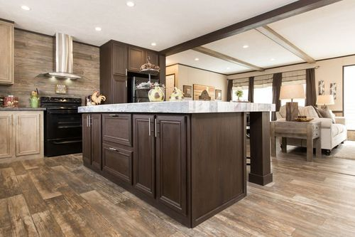 Kitchen-in-THE LAKEVIEW-at-Clayton Homes-Springfield-in-Springfield