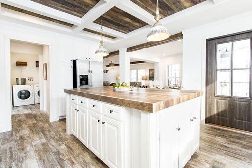 Kitchen-in-THE LULAMAE-at-Clayton Homes-Paris-in-Paris