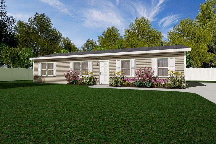 Oakwood Homes-Chadbourn