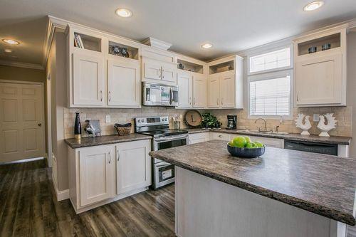 Kitchen-in-STEWART-at-Clayton Homes-Waco-in-Waco