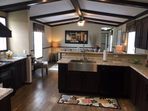 Kitchen-in-THE AVERETT-at-Freedom Homes-Pearl-in-Pearl