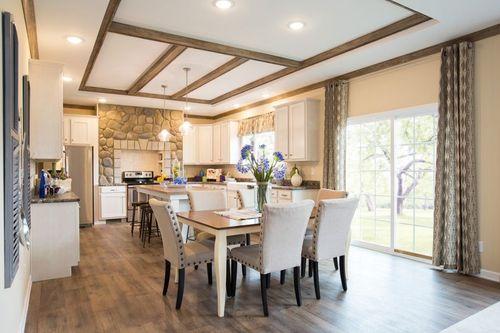 Kitchen-in-2083 HERITAGE-at-Clayton Homes-Harrisonburg-in-Harrisonburg