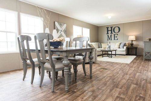 """Dining-in-NOW28603U """"NOW ULTRA""""-at-Oakwood Homes-Greenville-in-Greenville"""