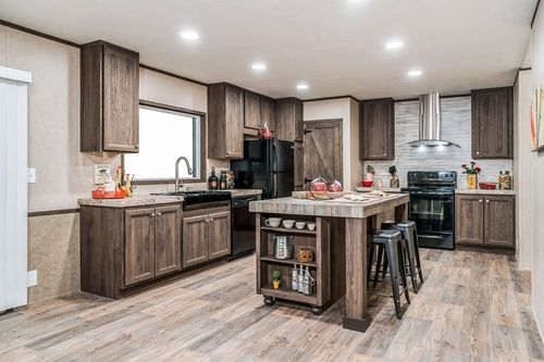 Kitchen-in-THE ANNIVERSARY 2.1-at-Clayton Homes-Sulphur Springs-in-Sulphur Springs