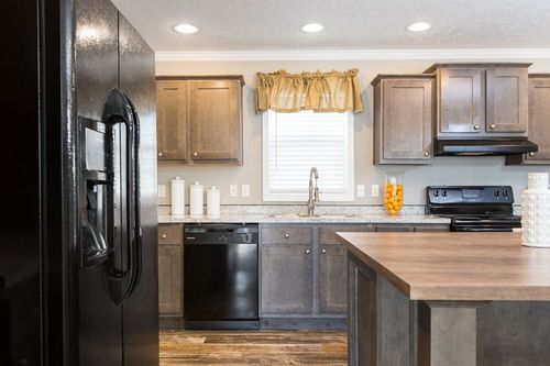 Kitchen-in-POWER RANGER 56B-at-Clayton Homes-Evansville-in-Evansville