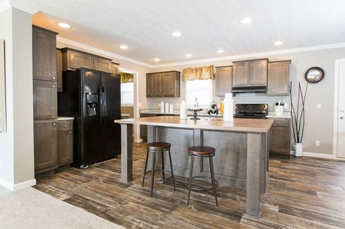 Kitchen-in-POWER RANGER 56B-at-Clayton Homes-Shelby-in-Shelby