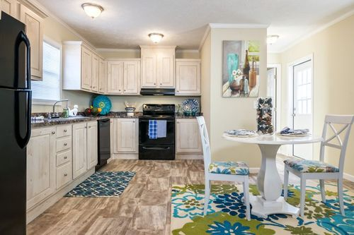 """Kitchen-in-999  """"THE GRAND SLAM"""" 7216-at-Freedom Homes-Troutman-in-Troutman"""