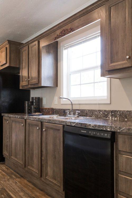 Kitchen-in-101  ADVANTAGE PLUS 7616-at-Oakwood Homes-Greensboro-in-Greensboro