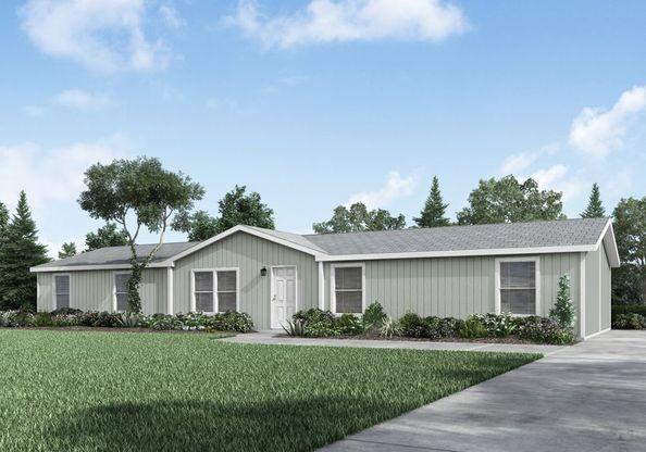 Ocala Plan Glendale Arizona 85301 Ocala Plan At Clayton Homes