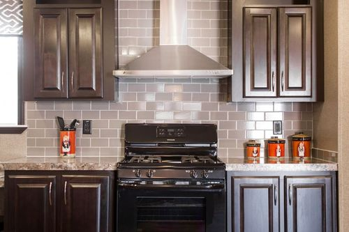 Kitchen-in-THE RED RIVER #2-at-Clayton Homes-Evans-in-Evans