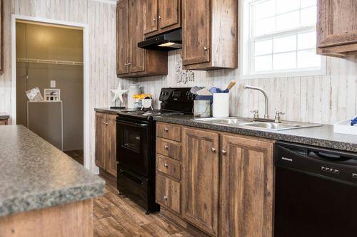 """Kitchen-in-NOW28603U """"NOW ULTRA""""-at-Clayton Homes-Fredericksburg-in-Fredericksburg"""