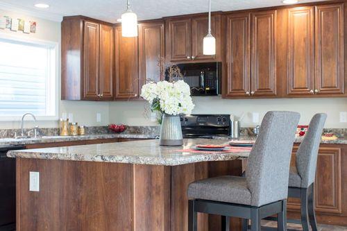 Kitchen-in-VIRGINIAN M601-at-Clayton Homes-Harrisonburg-in-Harrisonburg