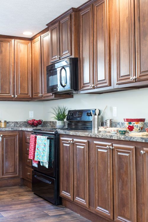 Kitchen-in-VIRGINIAN M601-at-Clayton Homes-South Hill-in-La Crosse