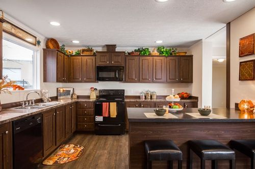 Kitchen-in-MAVERICK 56A-at-Oakwood Homes-Sumter-in-Sumter