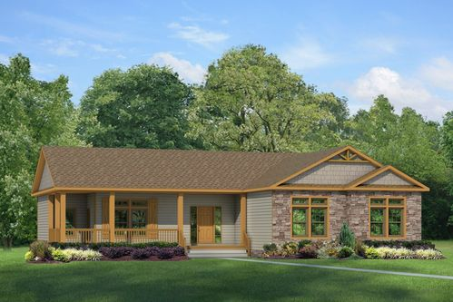 Mennonite home builders in tennessee sim home for Garage berland auto