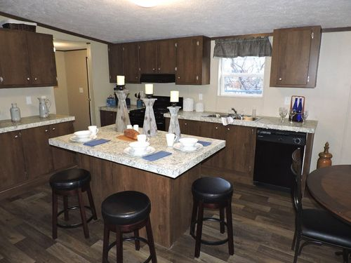 Kitchen-in-MARVEL-at-G & I Homes-Oneonta-in-Oneonta