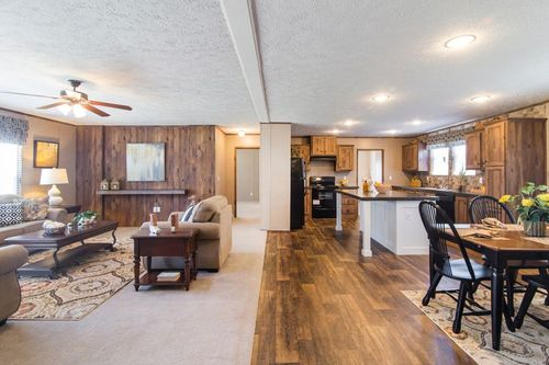 Greatroom-and-Dining-in-THE MADDOX-at-Clayton Homes-Thibodaux-in-Thibodaux