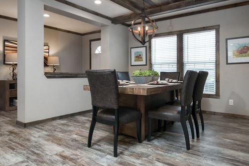 Dining-in-THE LITTLEFIELD-at-Clayton Homes-Fort Smith-in-Fort Smith