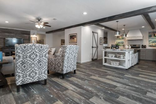 Greatroom-and-Dining-in-THE SWEETWATER-at-Clayton Homes-Texarkana-in-Texarkana