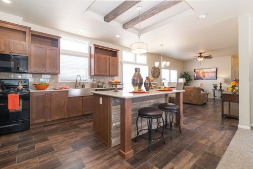 Kitchen-in-THE ANNIVERSARY 3.0-at-Oakwood Homes-Chino Valley-in-Chino Valley