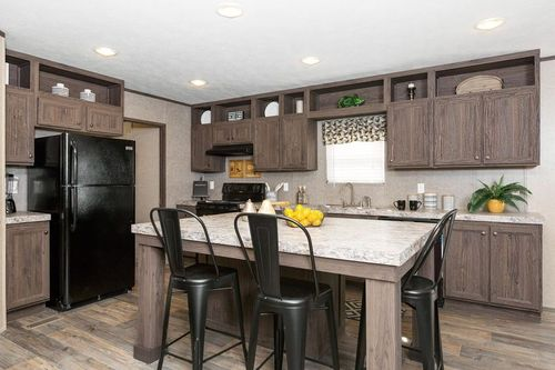 Kitchen-in-THE KING-at-Clayton Homes-Bossier City-in-Bossier City