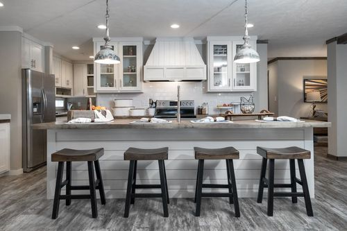 Kitchen-in-THE LITTLEFIELD-at-Oakwood Homes-Conroe-in-Conroe